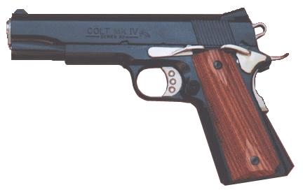 M 1911 Services: Plating & Finishing : KG Gun Kote