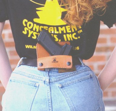 What Is Leather Made Of >> M-1911 Holsters : Law Concealment Systems