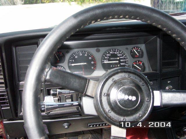 Jeep Cherokee – Jeep Comanche Fuel Gauge Wiring Diagram