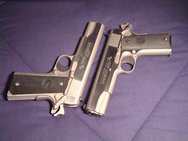 Colt New Series 80 Government 1911
