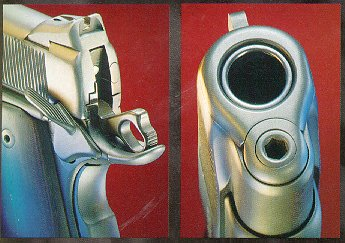 This Is More Than Just A Dehorned M 1911 This Gun Also